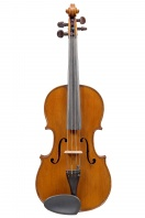 A French Viola by Breton Brevete, first half of the nineteenth century