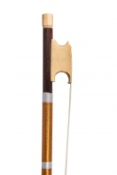 An English Ivory-Mounted Violin Bow by John Dodd