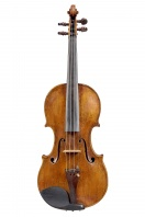 An Interesting Composite Italian Violin, last quarter of the eighteenth century