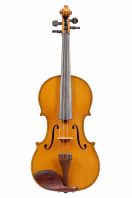 A French Violin by Leon Mougenot, Lyon 1920