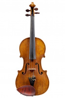 An English Violin, school of Panormo, London circa 1820, after Amati