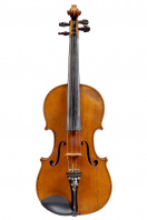 A French Violin by Emile Menesson, Paris 1878