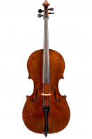 A Good Cello made for Monzino & Figli, Milan circa 1900