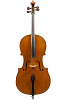 A German Cello by Wolff Bros, Krazenach 1901