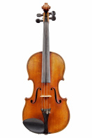 A Fine French Violin by Pierre Joseph Hel, Lille 1883