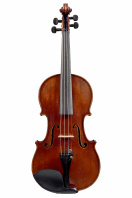 A Fine French Violin by Auguste Sebastien Bernardel, Paris 1834