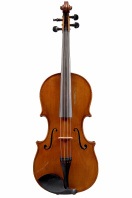 A Good Viola, attributed to Michel Angelo Castelli, 1917