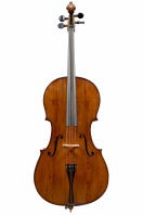 An Italian Cello, probably by Joannes Gagliano, Naples 1808