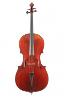 A Very Fine French Cello by C.A. Miremont, Paris 1878