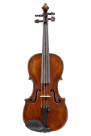 An Italian Violin, school of Rome, probably by Crescenzio Ugar, second half of the eighteenth century