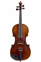 An Interesting American Violin by Alvina de Ferenczy, Denver 1907