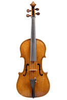 A Fine and Rare English Viola by Jacob Rayman, London 1650