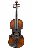 A Violin, probably English, second half of the eighteenth century