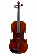 An English Violin by William Heaton, Gomersal 1890