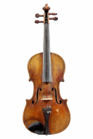 A German Violin by The Wolff Bros, 1886