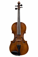 An Interesting Violin, first half of the nineteenth century