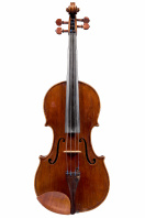 A Viola, attributed to Romedio Muncher, Cremona 1921