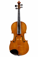 A Hungarian Violin, attributed to the workshop of Bela Elek, middle of the twentieth century