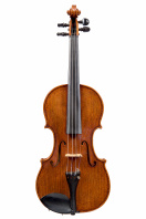An English Violin by Elspeth Rowe, 1991