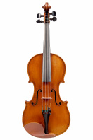 A Fine French Violin by August Sebastien Bernardel, Paris 1862