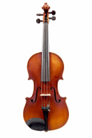 A Good English Violin by Bela Szepessy, London 1919