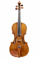 A Fine and Interesting Italian Violin, circa 1780