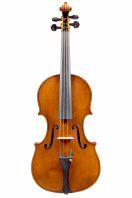 A Very Fine French Violin, attributed to and possibly by Jean-Baptiste Vuillaume, Paris circa 1868 after Guarneri