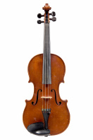 An English Violin by W. E. Hill & Sons, London 1906