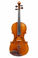 A French Violin by Paul Kaul, Paris circa 1920