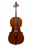 A Good French Cello, Mirecourt circa 1870