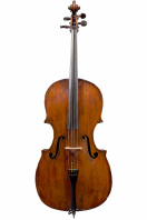 An Interesting Cello, probably Tyrol second half of the eighteenth century