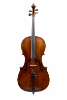 An Interesting Early Cello, possibly English second half of the seventeenth century