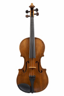 An Italian Violin, attributed to and probably by Vincenzo Jorio, Naples 1842