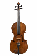 An Interesting Violin, possibly English, first half of the nineteenth century