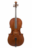 An English Cello by G. J. Moody, Southampton 1915