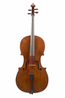 A German Cello, circa 1890-1900