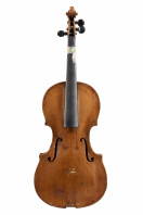 An Interesting Violin, possibly Milan, second half of the eighteenth century