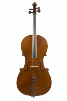 A Fine French Cello by Emile Mennesson, Reims 1898