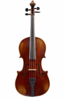 A Viola, attributed to Pierre Laroux