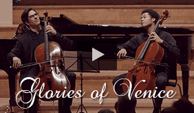 Full Concert Videos: Glories of Venice - A Celebration of Rare Cellos at the Royal Academy of Music