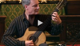 Watch Paul Gregory, the internationally renowned guitarist play the newly discovered 1888 Torres guitar (unused since circa 1900)